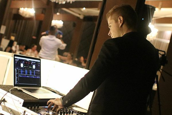 Victoria Park Wedding DJ Ben Shipway