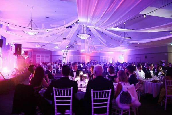 Hillstone - Corporate Ball Event Lighting