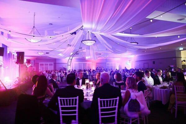 Hillstone - Corporate Event Uplighting 4