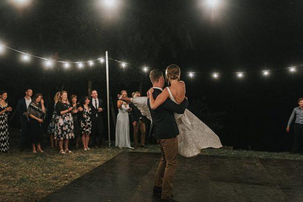 Sunshine Coast Wedding - Reception Bridal Waltz 4