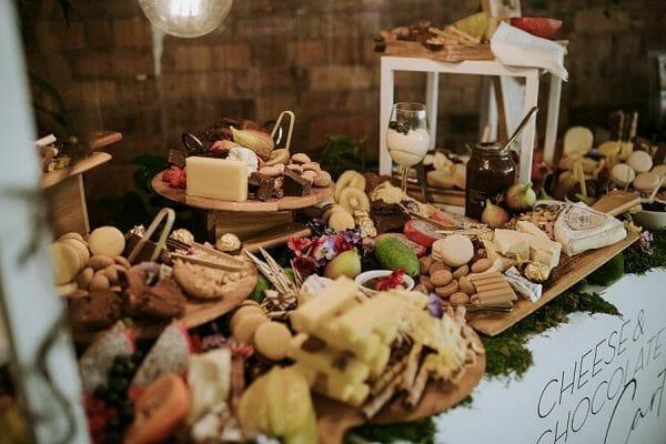 The Warehouse - Cheese & Chocolate Cart 2
