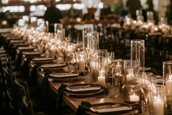 The Warehouse - Table Setting 2
