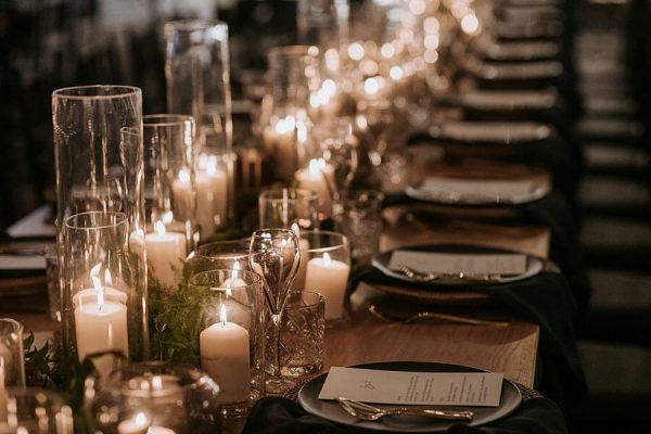 The Warehouse - Table Setting