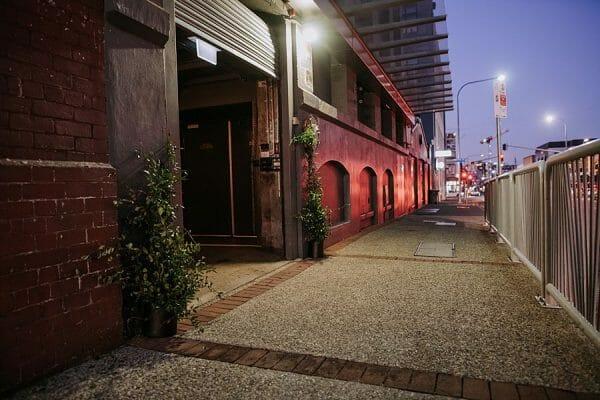 The Warehouse - Venue Brisbane