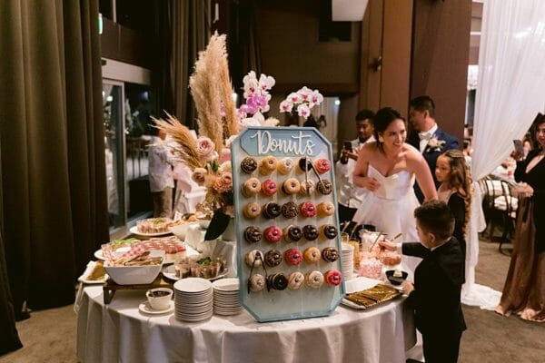 Victoria-Park-Wedding-Donut-Wall