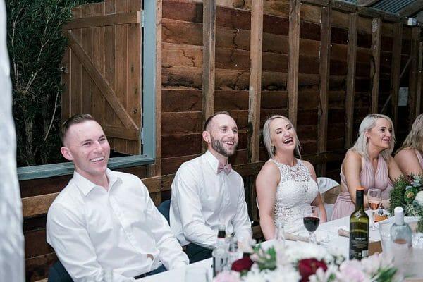 Rustic Hinterland Wedding - Bridal Table