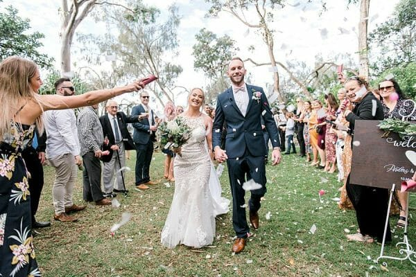 Rustic Hinterland Wedding - Ceremony 2