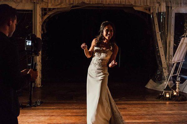 Cherbon Waters - Bride Dancing