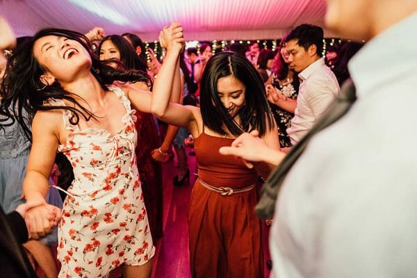 Cherbon Waters Wedding DJ - Dancing