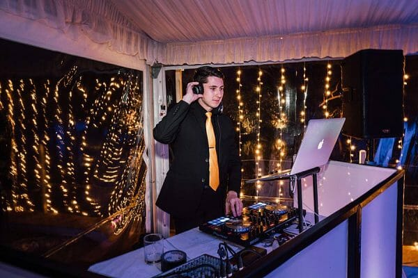 Cherbon Waters Wedding DJ - James