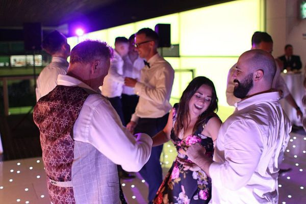 GOMA Wedding - Starlight Dance Floor Dancing