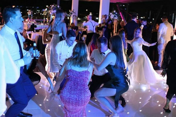GOMA Wedding - Starlight Dance Floor Dancing Bride aa