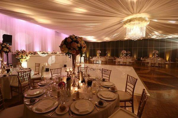 Greek Club Wedding Moving Head and Uplighting