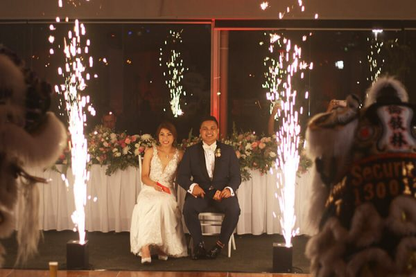 Victoria-Park-Traditional-Chinese-Philippine-Wedding-Couple-Fireworks-Lions