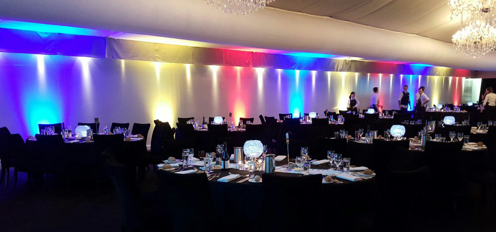 UPLIGHTING | Enhance Your Event Space