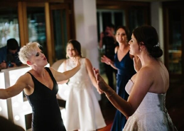 Wedding at Sirromet Wines - Dancing 1