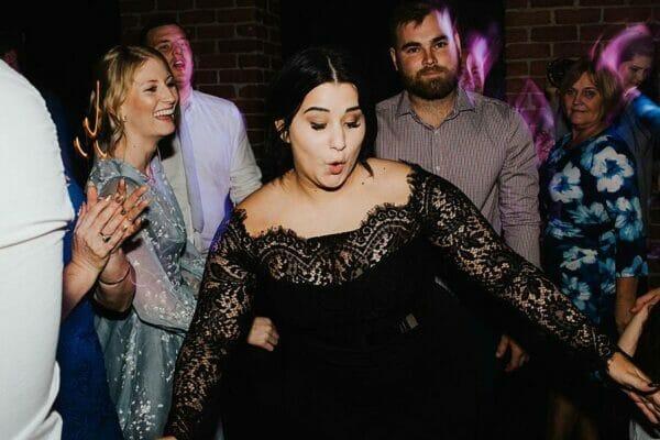 Sirromet Wines Wedding Reception - Dancing