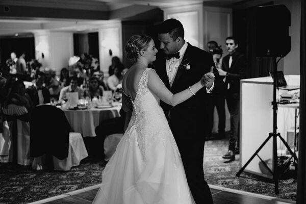 Stamford Plaza Brisbane Wedding - first dance