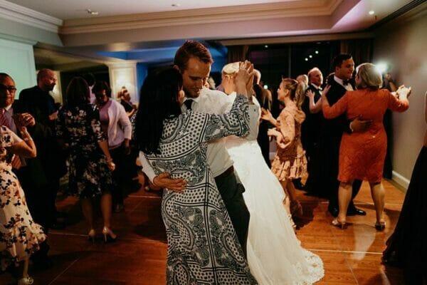 Stamford Plaza Brisbane - dance floor moment