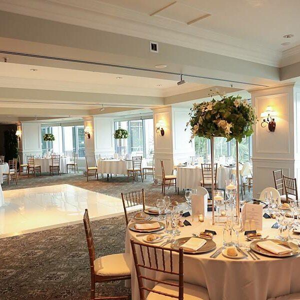Stamford Plaza Wedding Reception Lighting & Start Light Dance Floor -