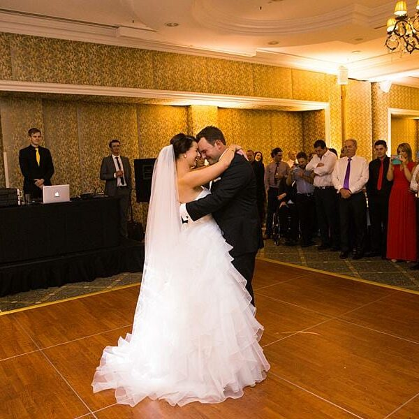 Stamford Plaza Wedding - First Dance Bride & Groom
