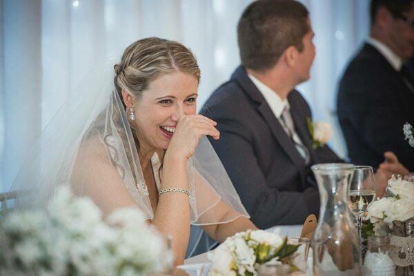 Ballina Wedding - Happy Bride
