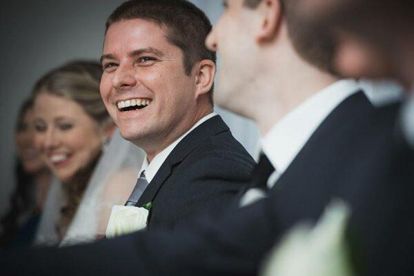 Ballina Wedding - Happy Groom