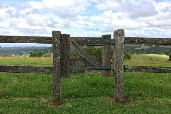 Byron View Farm Gate