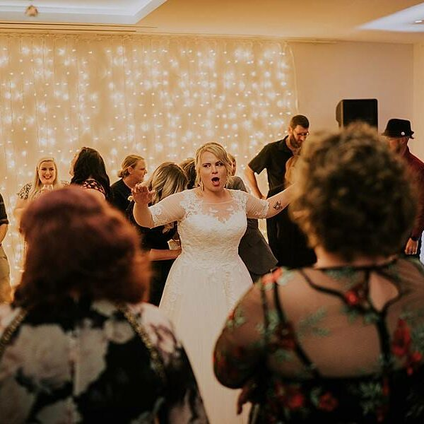 Clear Mountain Lodge - PRO Bride Dancing 1