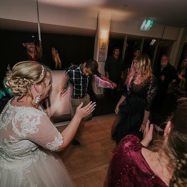 Clear Mountain Lodge - PRO Bride Dancing 4