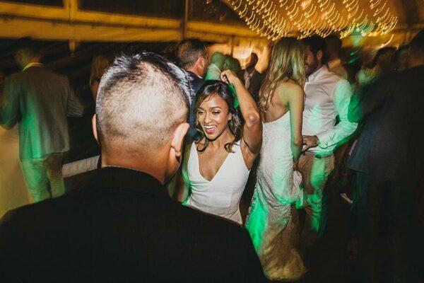 Maleny Retreat Wedding DJ - Dancing 1