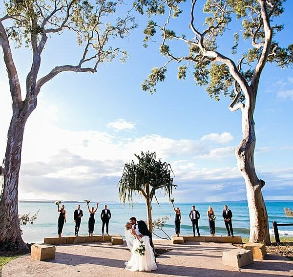 Noosa Wedding DJ NAK Photography - Ceremony Location