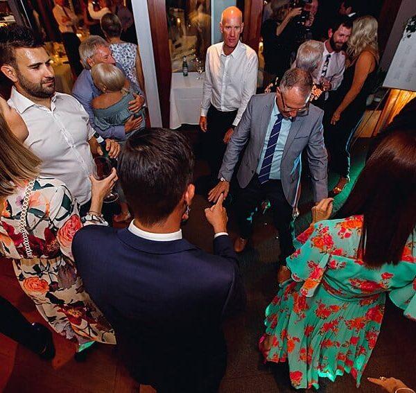Noosa Wedding DJ NAK Photography - Dancing 2