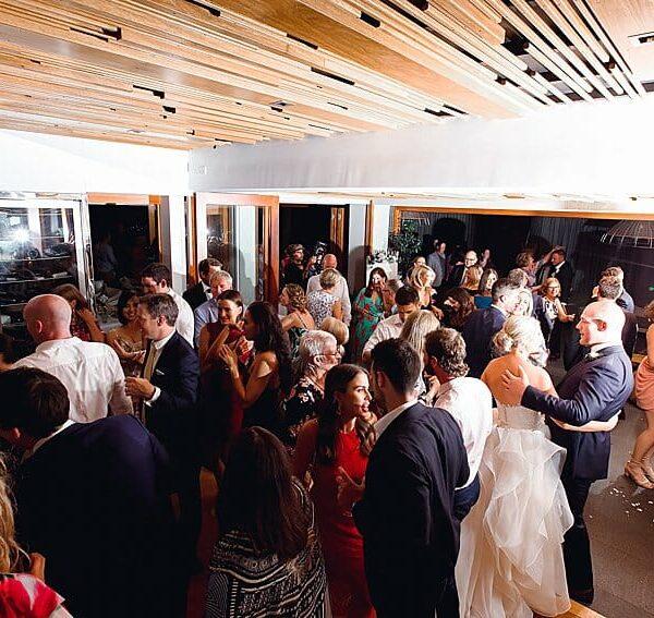 Noosa Wedding DJ NAK Photography - Reception Dancing