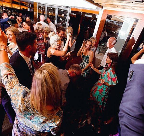 Noosa Wedding DJ NAK Photography - Wedding Reception Dancing