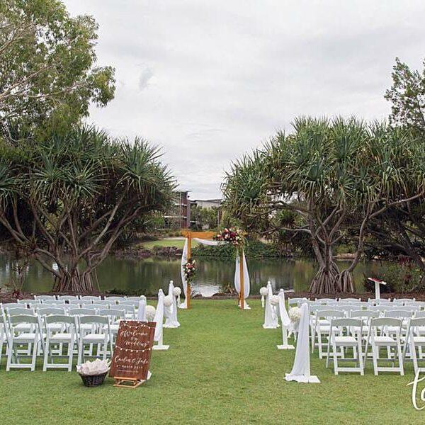 Novotel-Sunshine-Coast-Resort-Wedding-Ceremony-Setting