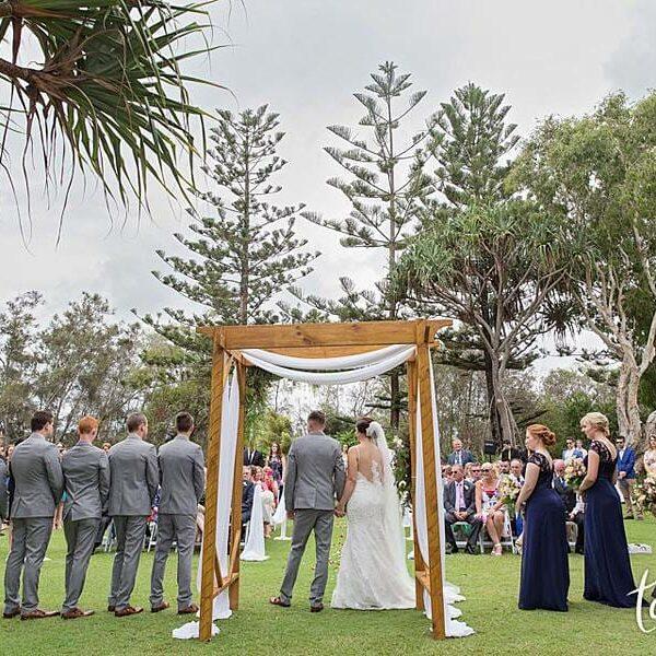 Novotel-Twin-Waters-Resort-Wedding-Ceremony-Bride-and-Groom