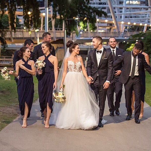 The Joinery - Bridal Party
